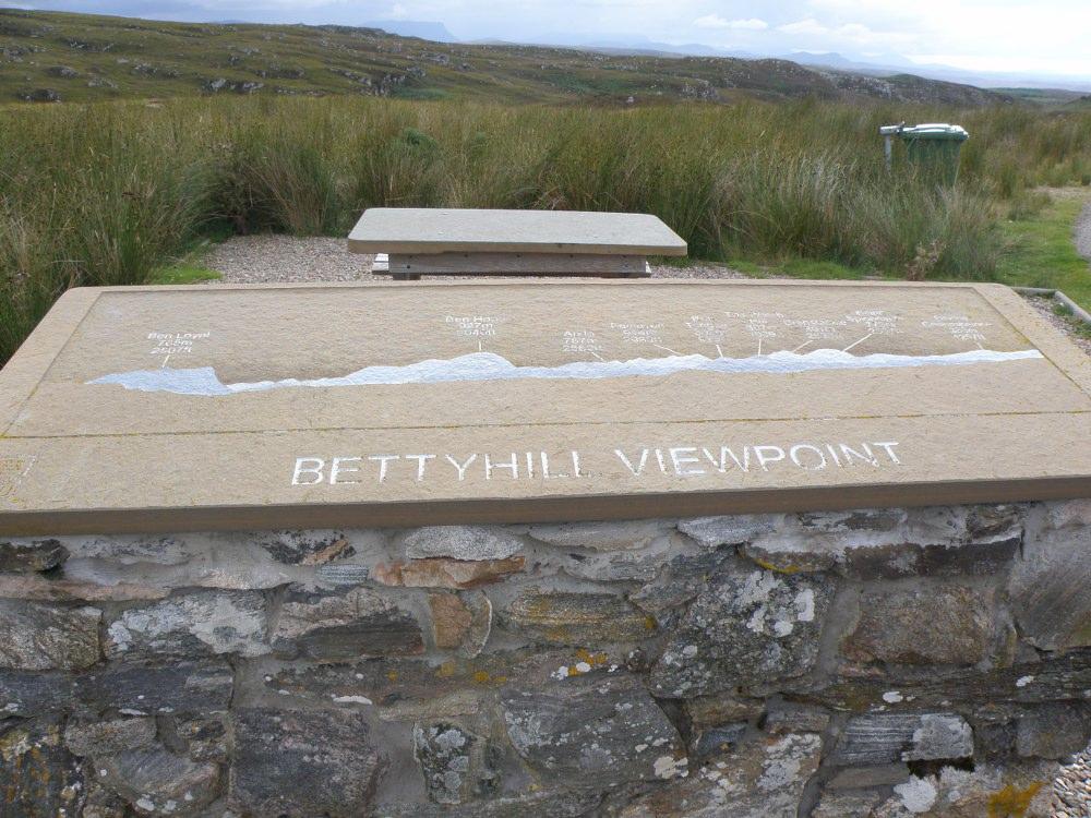 Bettyhill viewpoint