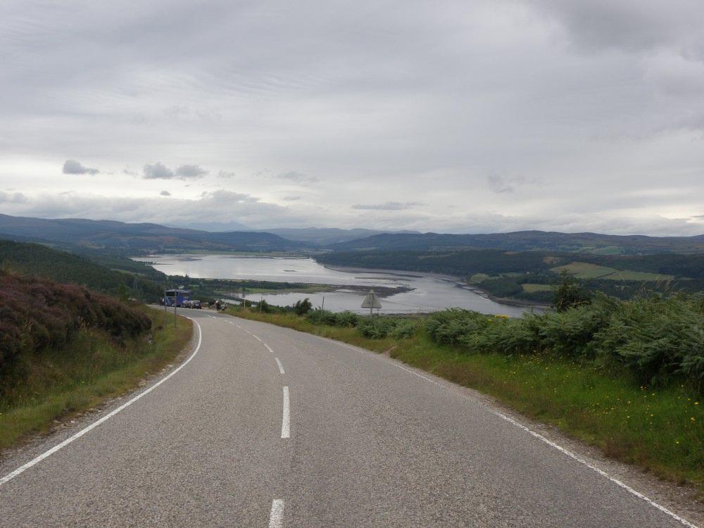 Dornoch Firth from the B9176