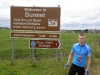 Dunnet sign post